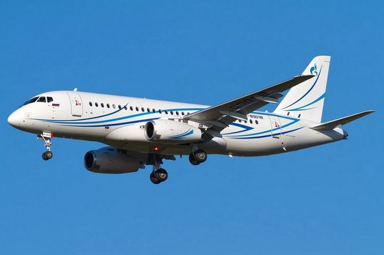 самолет Газпром авиа